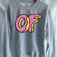 Odd Future Donut Sweater Mens Funy T-shirt - OFWGKTA Wolf Gang Tyler The Creator Unisex Jumper