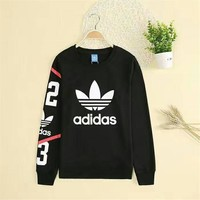 Autumn Ladies Casual Hoodies Cotton Long Sleeve T-shirts Bottoming Shirt [8562025735]