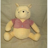Pooh Stuffed Animal Disney 16 inches
