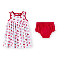 Koala Baby Watermelon Dress and Diaper Cover
