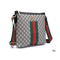 Gucci Fashion Printing Lady's One Shoulder Bag