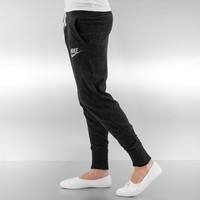 Nike Gym Vintage Sweat Pants Black/Sail von Def-Shop.com