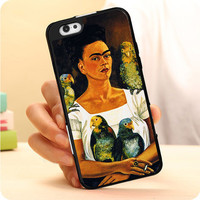 Frida Kahlo Self Portrait 2 iPhone 7 | 7 Plus Dollarscase.com