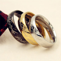 Lord of the Rings Master Ring