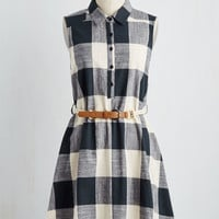 Folk Song Showcase Dress | Mod Retro Vintage Dresses | ModCloth.com