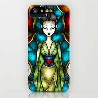 Daughter of Honor iPhone & iPod Case by Mandie Manzano