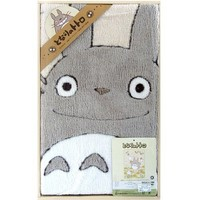 "Studio Ghibli My Neighbor Totoro Design Throw Blanket Gift Set (Size: 55"" X 39"")"