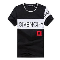 Boys & Men Givenchy Fashion Casual Tunic Shirt Top Blouse