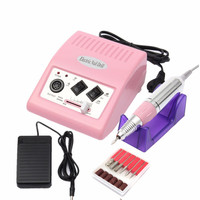 Professional Acrylic Electric Nail Art Drill Machine Manicure Beauty Kit Set Tool