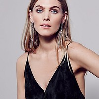 Free People Walkabout Washed Romper