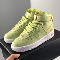 Nike Air Force 1 Fashionable high-top sneakers classic casual sports sneakers-5