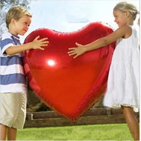 Wedding decoration Heart foil balloons event party supplies casamento Propose vindicate valentine's day decorations baby shower