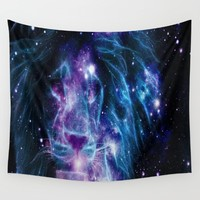 Leo Wall Tapestry by 2sweet4words Designs
