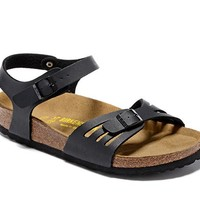 Women's BIRKENSTOCK sandals Granada Soft Footbed Oiled Leather 632632288-125