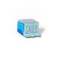 Let's Chill Pin - PINTRILL