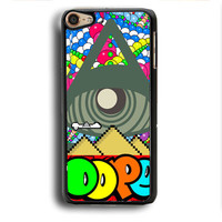 Drones Over The Pyramids In Egypt iPod Touch 6 Case   Aneend