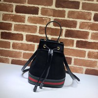Gucci Ophidia small GG bucket bag