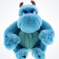"Disney Parks 9"" Monsters Inc. Sulley Plush New With Tags"