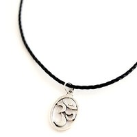 Om ॐ Choker Necklace