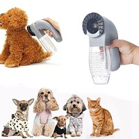 Hot! Dog Beauty Tools Hair Fur Remover Shedd Grooming Brush Comb Vacuum Cleaner Trimmer Accesorios Para Perros Pet Cat Supplies
