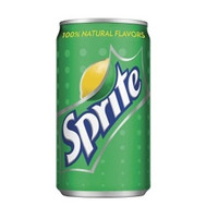Sprite 7.5 oz Cans - Case of 24