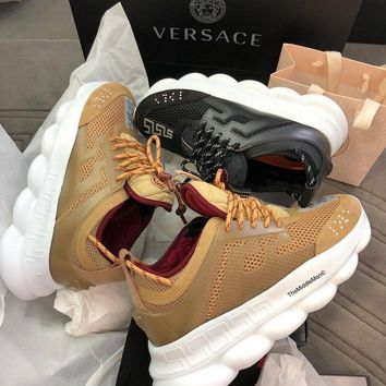 shosouvenir  Versace Leisure sports shoes