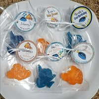 Finding Nemo Dory Birthday Favors - Personalized Tags Optional Custom Color and Fragrance