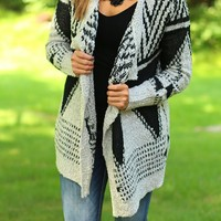 Grey Area Cardigan