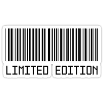 Limited Edition Barcode T-shirt