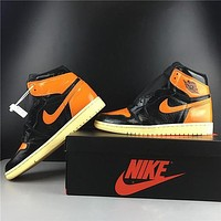 Air Jordan 1 Running Sport Sneakers Shoes