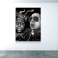 Big and Jay Z