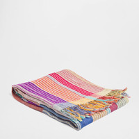 Linen Blanket - Blankets - Bedroom | Zara Home United Kingdom
