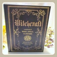 Witchcraft Handbook of Magic, Spells, & Potions