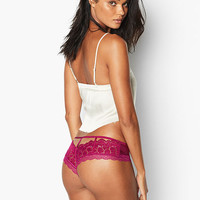 Leopard Lace Cheeky Panty - Very Sexy - Victoria's Secret