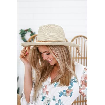 Day Trip Hat - Natural