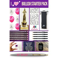 I Love Bullish Starter Pack