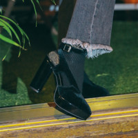 Cut Out Platform Heels | STYLENANDA