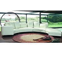 Divani Casa 2254 -Luxury Modern Sectional Sofa