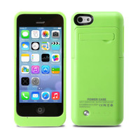 iPhone 5c Rechargeable Battery Case
