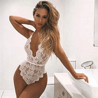 Sexy Lingerie Porno Hot Exotic Sleepwear Pajamas Women Sex Costumes Lace Sexy Underwear