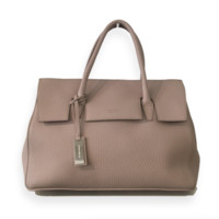 Strenesse Dusty rose Grained Leather Large Bag