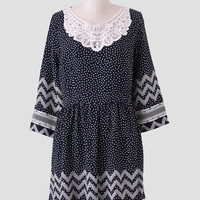 All The Best Printed Dress