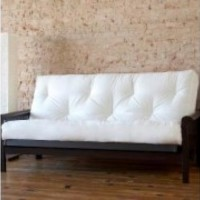 Full Size FUTON Mattress 6 8 or 10 Inch 8 Color Choices