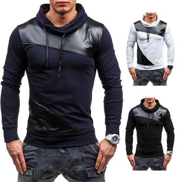 Hoodies Men Long Sleeve Men's Fashion Jacket [10669399939]