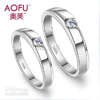 925 sterling silver couple rings Engagement wedding ring Marriage proposal refers to