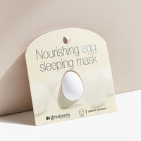 iN.gredients Nourishing Egg Sleeping Mask | Urban Outfitters