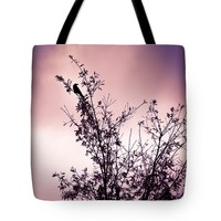"""July Song Tote Bag for Sale by Jan Bickerton (18"""" x 18"""")"""
