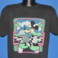 90s Mickey Mouse Disney Vacation t-shirt Large