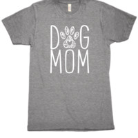 Dog Mom (unisex triblend)