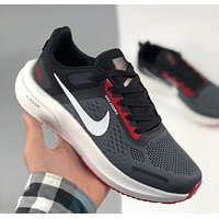 NIKE TANJUN comfortable shock absorption breathable casual running shoes